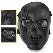 Full Face Skull Mask