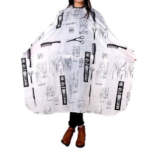 Beauty Hair Styling Salon Cutting Barber Hairdressing Cape for Hairdresser Creat