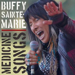 Buffy Sainte-Marie - Medicine Songs [New CD]