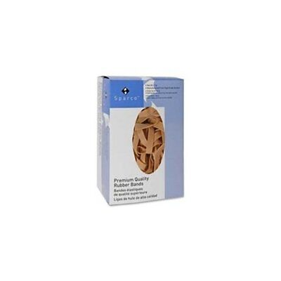 Sparco Pure Rubber Bands - Size 32 - 3 Length X 0.12 Width X 30 Mil
