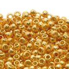 Galvanized Seed Jewellery Beads
