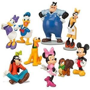 Mickey mouse figurine ebay - Figurine maison de mickey ...