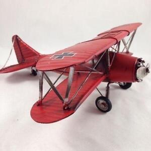 Vintage Airplane Decors