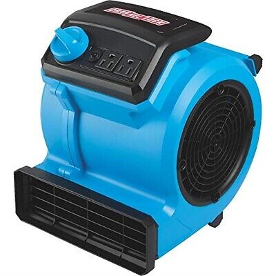 Shop Vac 500CFM Mighty Mini Compact Lightwgt Air Mover Blower Fan 1032000 139233