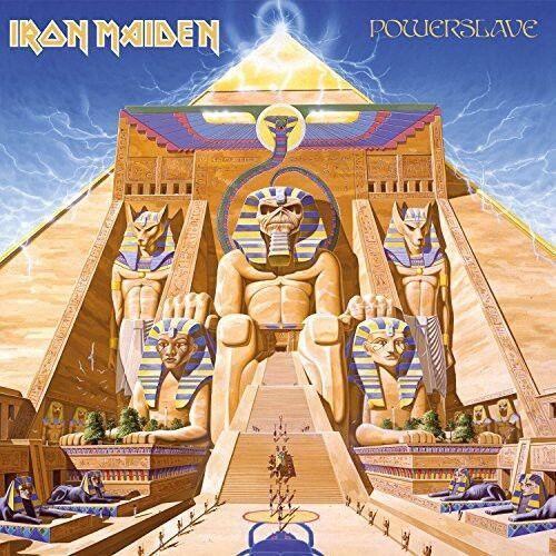 Iron Maiden - Powerslave [New Vinyl LP] UK - Import