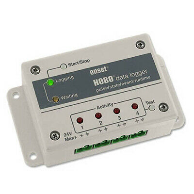Onset Ux120-017 Hobo 4-channel Pulse Data Logger