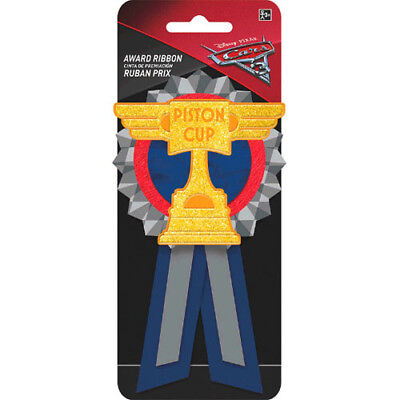 CARS 3 GUEST OF HONOR RIBBON ~ Birthday Party Supplies Favor Award Disney Red