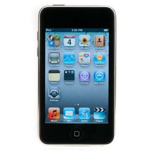 ipod touch 3rd generation ebay. Black Bedroom Furniture Sets. Home Design Ideas