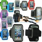 Neoprene Cell Phone Armbands for iPhone iPhone 5 with Accessible Controls