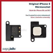 iPhone 5 Lautsprecher