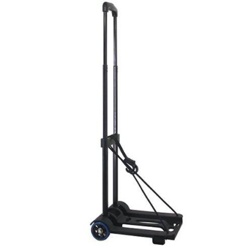 BlueJan Foldable Luggage Cart Airport Car Seat Sturdy