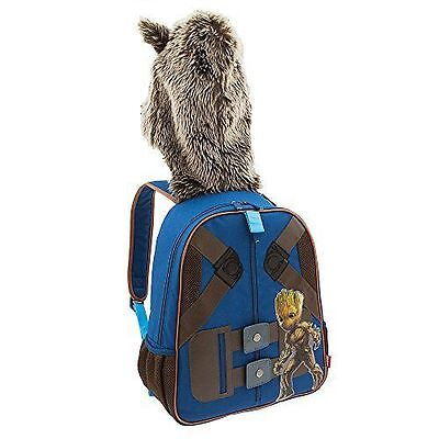 NWT Disney Store Groot Rocket Raccoon Backpack Kids Guardians of the Galaxy  - Childrens Store