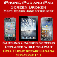 Repair Services,While you Wait on the spot infront of you!