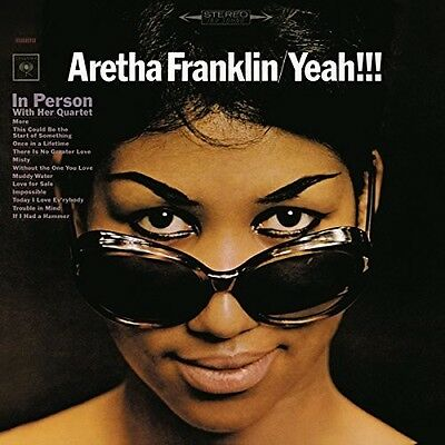 Aretha Franklin   Yeah  New Cd  Uk   Import