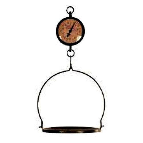 Vintage Hanging Kitchen Scale: Primitive Hanging Scale