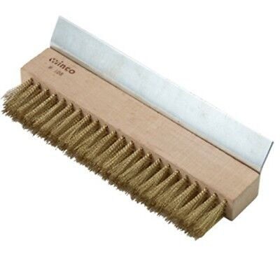 Winware By Winco Br-10 Head For Pizza-oven Brush