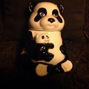 Panda Cookie Jar