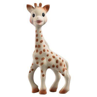 SOPHIE LA GIRAFE Beißfigur Sophie La Girafe Baby-Zahnpflege NEU natur