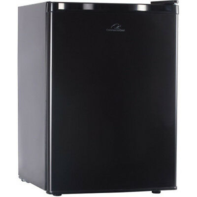 Commercial Cool CC 2.6 cuFt Compact Refrigerator Mini Bar Of