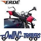 Erde Motorcycle Trailer