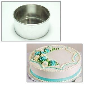 single round birthday wedding cake tin 6 ebay. Black Bedroom Furniture Sets. Home Design Ideas