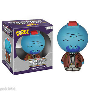 The guardians of the galaxy Vinyl Sugar Dorbz Vinyl figurine Marvel Yondu 018