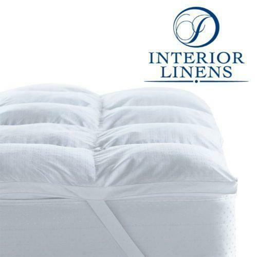 thick mattress pad ebay