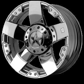 Chevrolet Silverado XD Rockstar wheels and tyres