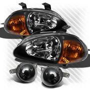 Honda Del Sol Headlights