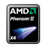 AMD Phenom II X4 965 AM3 Quad-core 3.4Ghz 512KB