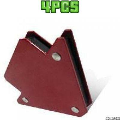 4 X 3 Magnetic Welding Arrow Holder 3 Angle 25 Lb Free Shipping