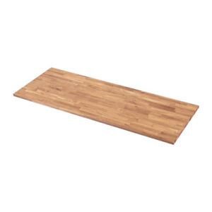 Counter top IKEA butcher block solid birch