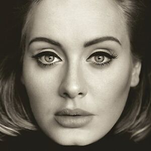 Adele 25-brand new and sealed cd-European import + bonus cd