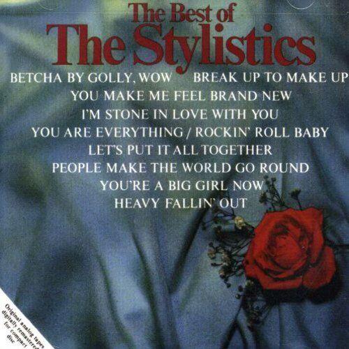 The Stylistics - Best of the Stylistics [New CD]