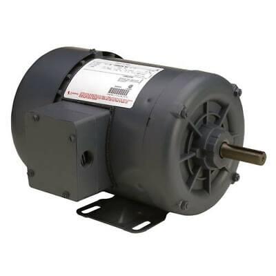 Century Ao Smith H535l 3-phase Rigid Motor 1-12 Hp 1725 Rpm 200-230 460v