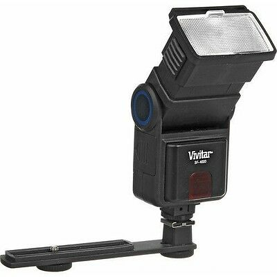 Vivitar SF-4000 Bounce Zoom Flash for Canon EOS 70D 80D T7i T6i T6s SLR Camera