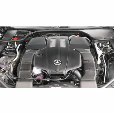 2015 Mercedes Benz R231 SL400 C292 GLE400 3,0 Motor Engine 276.825 333 PS