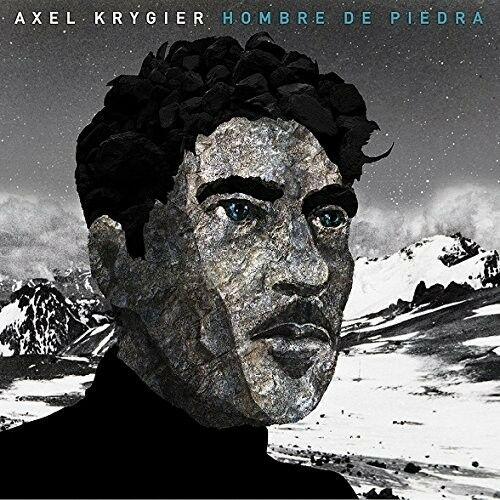 AXEL KRYGIER - HOMBRE DE PIEDRA  CD NEU