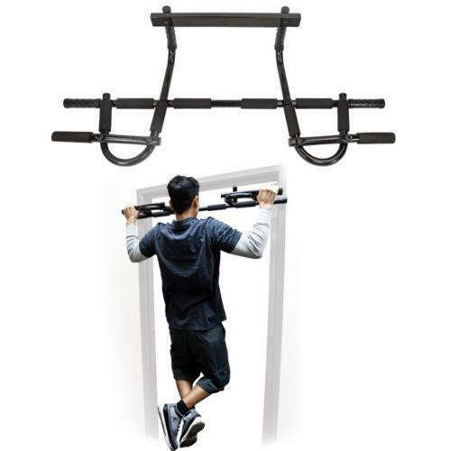 how to set up a pull up bar outside