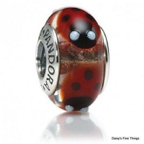 Ladybird Pandora Charm