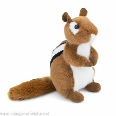 TILLY Douglas plush CHIPMUNK stuffed animal ground squirrel woodland creature