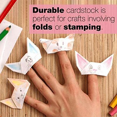 "11"" x 17"" Cardstock Paper Cardstock, 80lb Vellum Bristol, 175gsm, 250 Sheets"