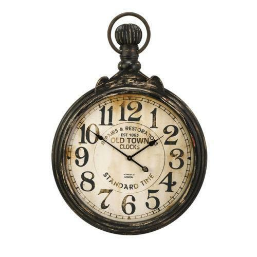 Oversized Wall Clock EBay
