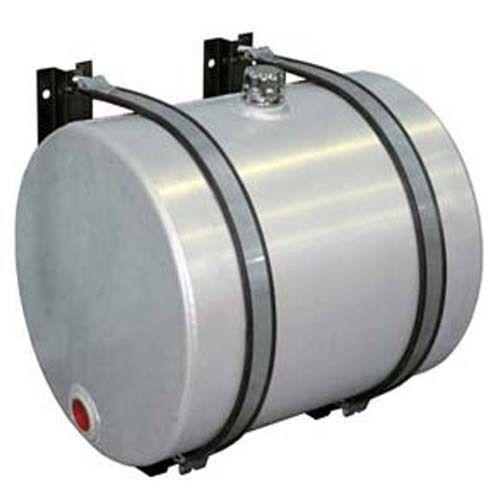 Aluminum Hydraulic Oil Tank Reservoir - 70 Gallon - Side Mount - Brackets Includ