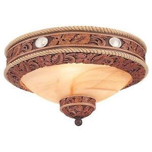 Western lighting ebay western ceiling light aloadofball Images