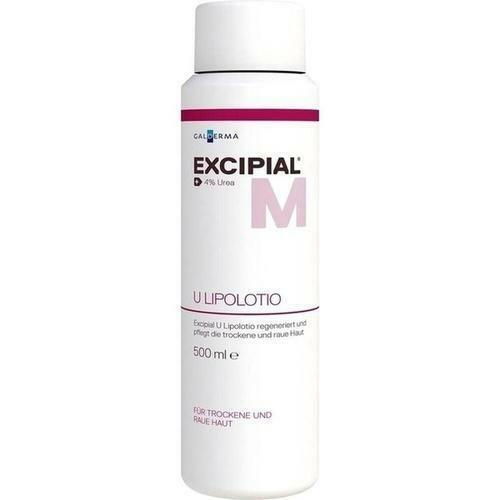 EXCIPIAL U Lipolotio 500 ml