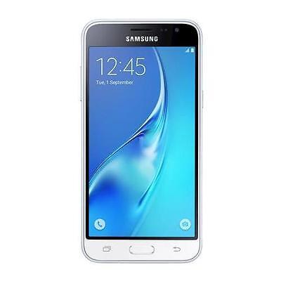 "Samsung Galaxy J3 (2016) White, Smartphone, Android, 8 GB, 5"""