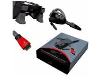 Gioteck Online Essentials Pack for Sony PlayStation 3