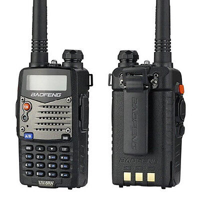 Baofeng UV 5RA Ham Two Way Radio 136-174/400-480 MHz Dual-Band DTMF CTCSS DCS FM on Rummage