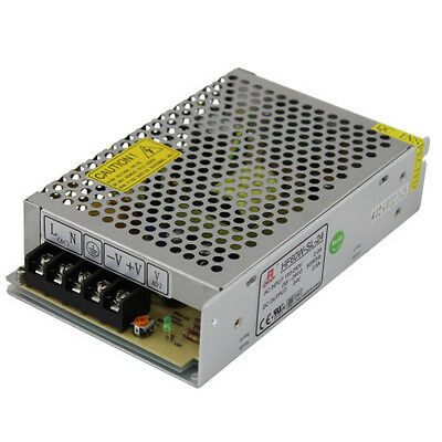 24 Volt Power Supply - 2.5 Amp Single Output Ps1-60w-sl24
